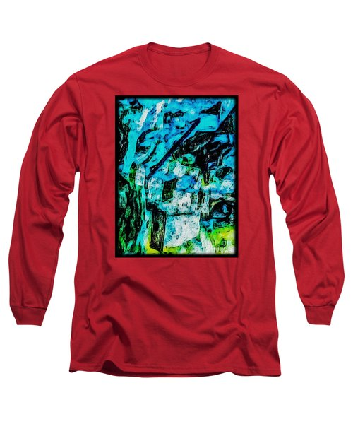 Long Sleeve T-Shirt featuring the photograph Sea Changes by William Wyckoff