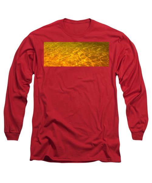 Sea Of Gold Long Sleeve T-Shirt