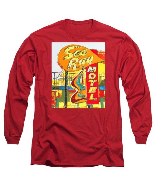 Sea Ray Motel Long Sleeve T-Shirt