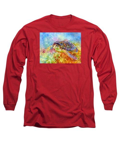 Sea Turtle 3 Long Sleeve T-Shirt