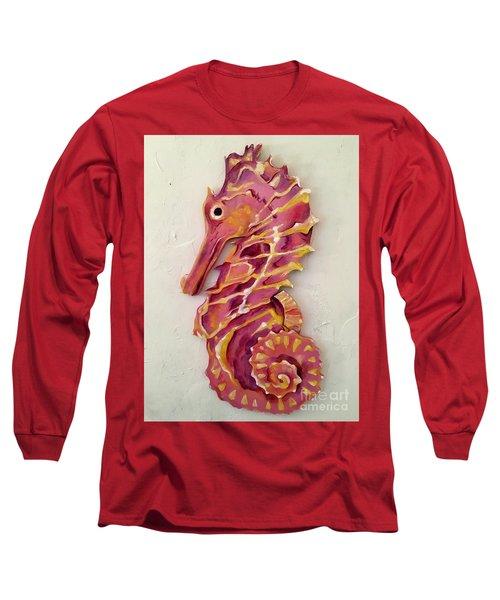 Seahorse  Long Sleeve T-Shirt