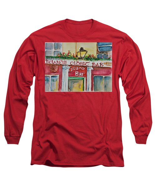Seans Irish Pub Long Sleeve T-Shirt