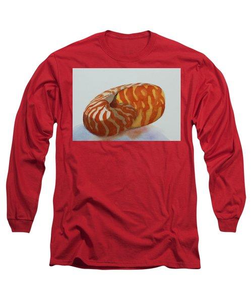 Seashell 1 Long Sleeve T-Shirt