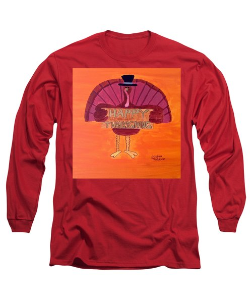 Tradition Exhibit Holiday Long Sleeve T-Shirt