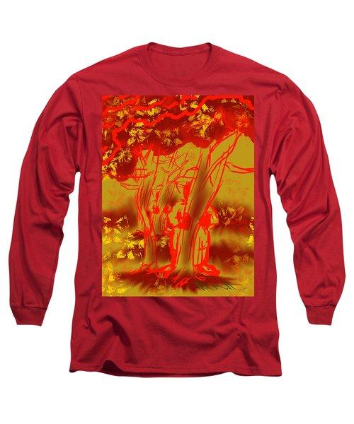 Seasonal Mystery Long Sleeve T-Shirt