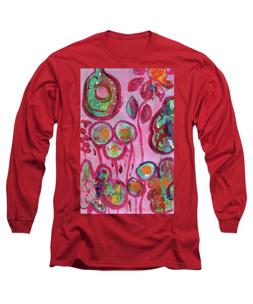 Secret Life Of Flowers Long Sleeve T-Shirt