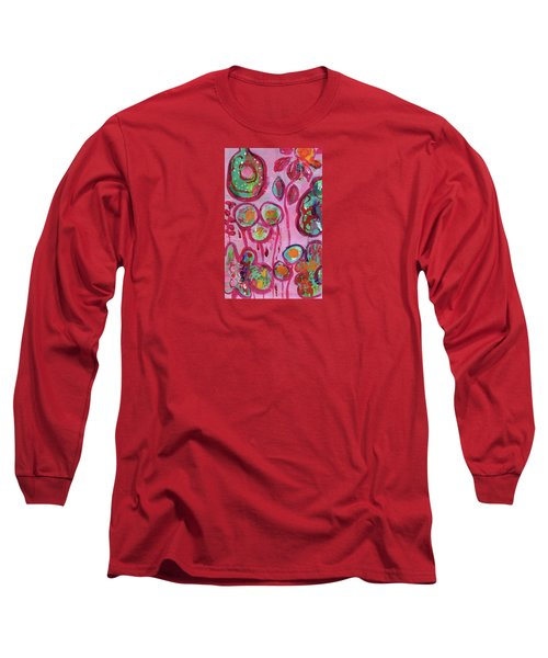 Secret Life Of Flowers Long Sleeve T-Shirt