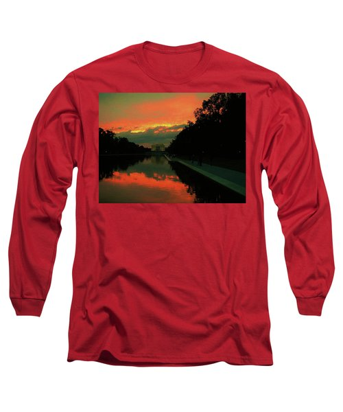 Secrets Of Dc Long Sleeve T-Shirt
