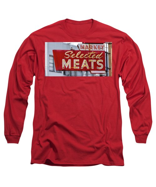 Selected Meats Long Sleeve T-Shirt