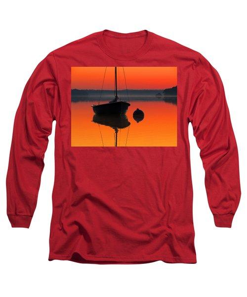 September Dreams Long Sleeve T-Shirt by Dianne Cowen