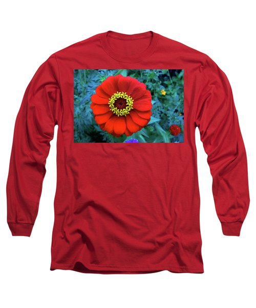 September Red Beauty Long Sleeve T-Shirt