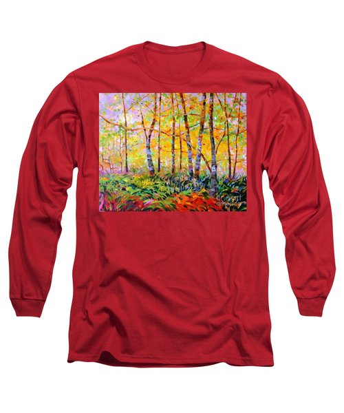 Serenade Of Forest Long Sleeve T-Shirt