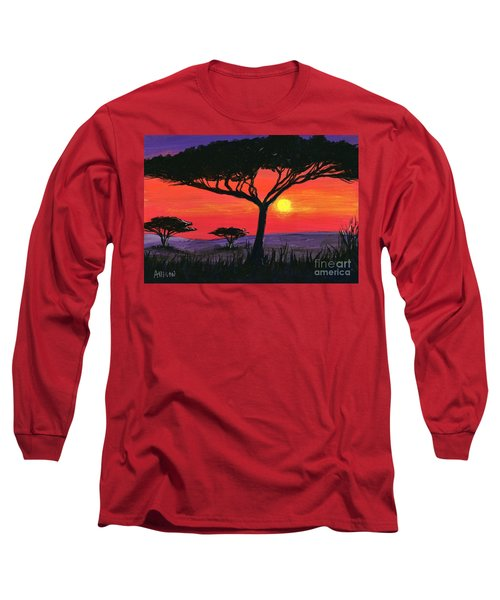 Kalahari  Long Sleeve T-Shirt