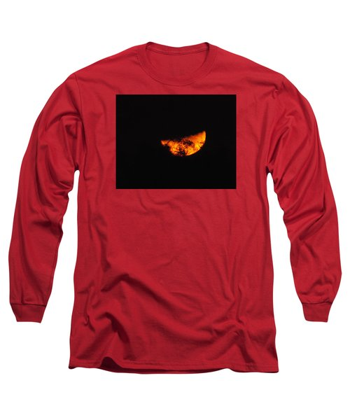 Setting Moon Long Sleeve T-Shirt