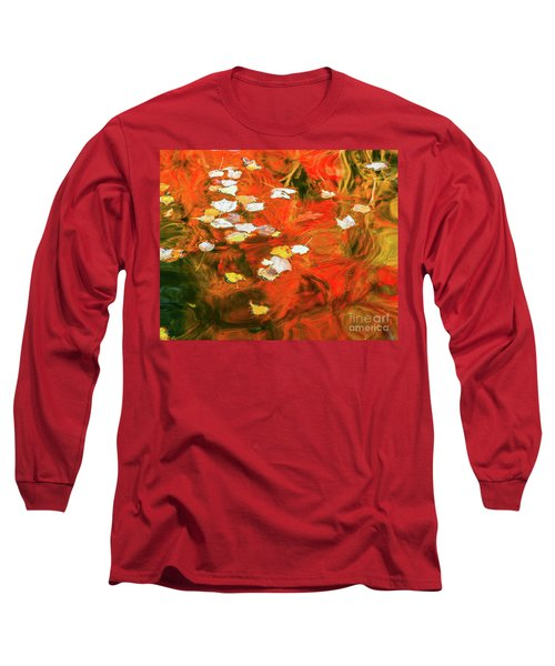 Shadow Of The Red Dragon Long Sleeve T-Shirt