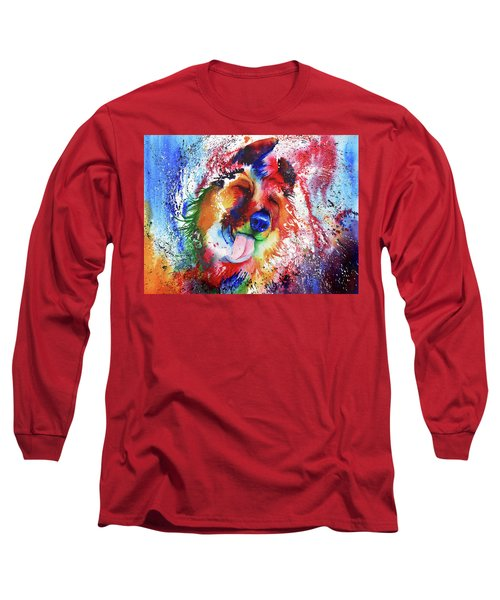 Shake Rattle And Roll Long Sleeve T-Shirt