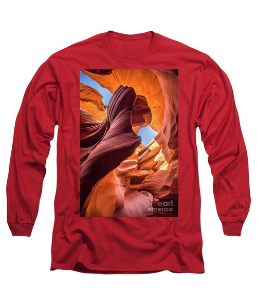 Shapes Long Sleeve T-Shirt by JR Photography