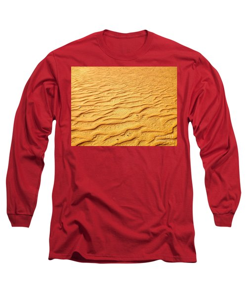 Shifting Sands Long Sleeve T-Shirt