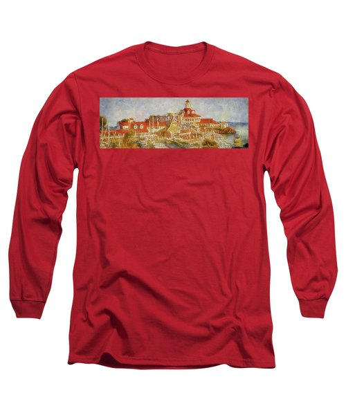 Shoreline Village Long Sleeve T-Shirt