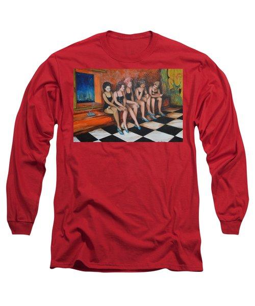 Showgirls  Long Sleeve T-Shirt