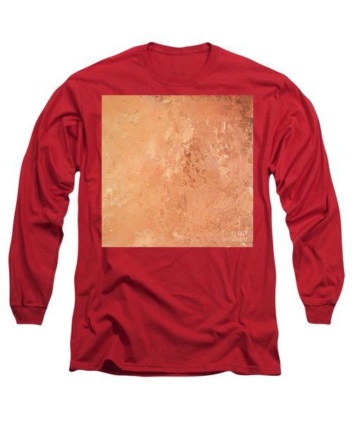 Sienna Rose Long Sleeve T-Shirt by Michael Rock