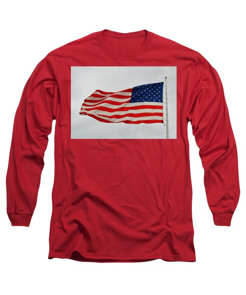 Sign Of Freedom Long Sleeve T-Shirt