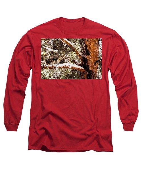 Silent Hunter Long Sleeve T-Shirt