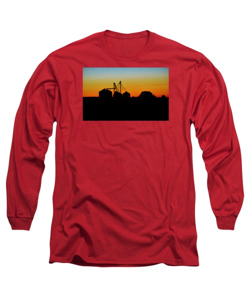 Silhouette Farm Long Sleeve T-Shirt