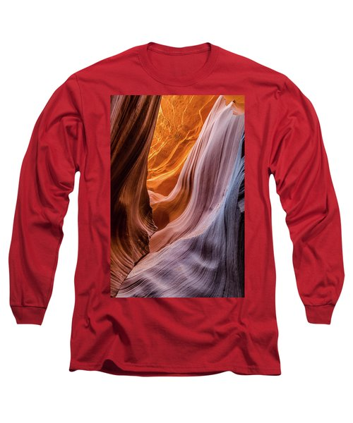 Silky Rocks 2 Long Sleeve T-Shirt