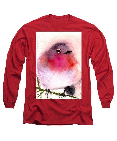 Silly Bird #6 Long Sleeve T-Shirt