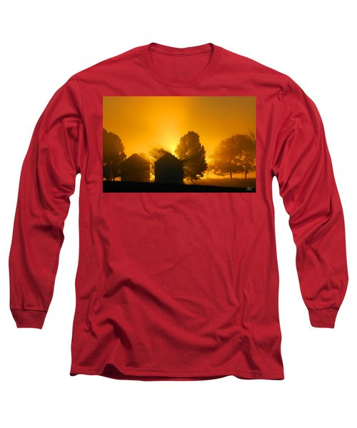 Silo Sunrise Long Sleeve T-Shirt