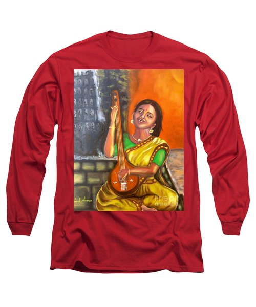 Singing @ Sunrise  Long Sleeve T-Shirt