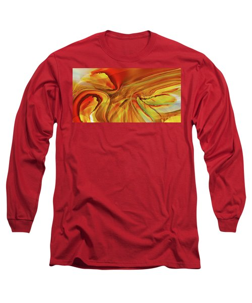 Sister Bengal Long Sleeve T-Shirt by Steve Sperry
