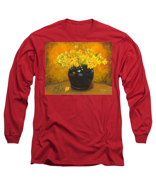 A Gift From The Past Long Sleeve T-Shirt