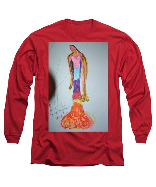 Site Beauty Long Sleeve T-Shirt