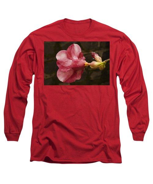 Skc 3253 The Shades Of Allamanda Long Sleeve T-Shirt by Sunil Kapadia