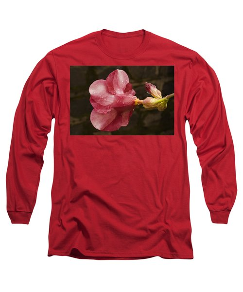 Skc 3253 Shades Of Allamanda Long Sleeve T-Shirt