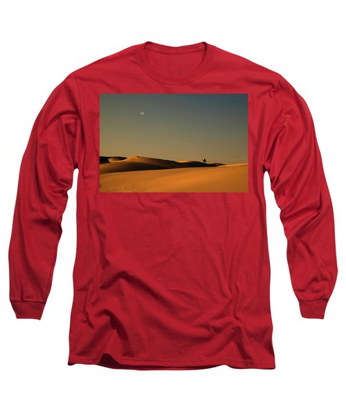 Skn 1117 Camel Ride At 6 Long Sleeve T-Shirt