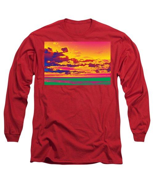 Sky #1 Long Sleeve T-Shirt