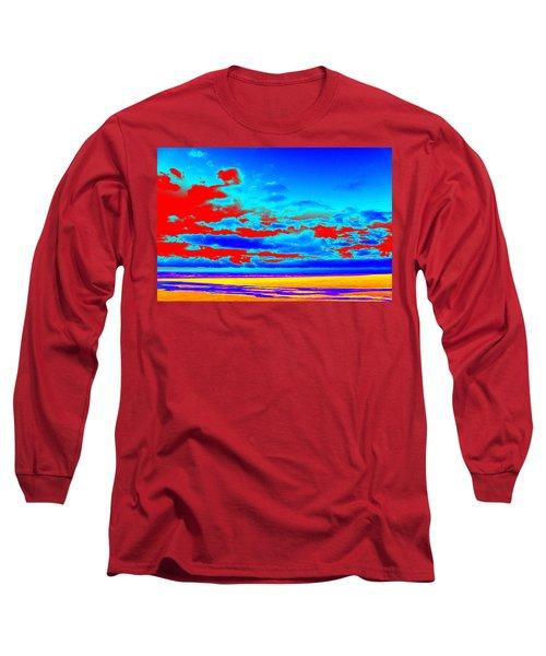 Sky #3 Long Sleeve T-Shirt