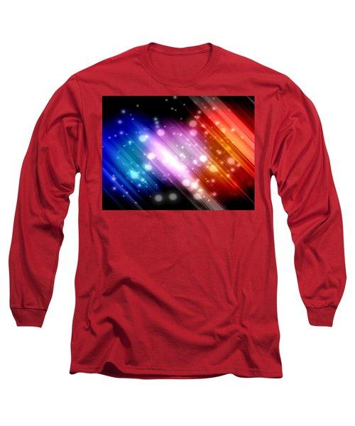 Sky Beams Long Sleeve T-Shirt
