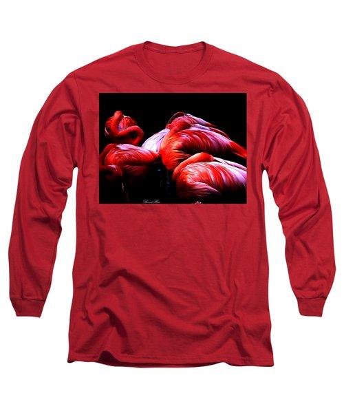 Sleeping Beauty Long Sleeve T-Shirt by Bernd Hau