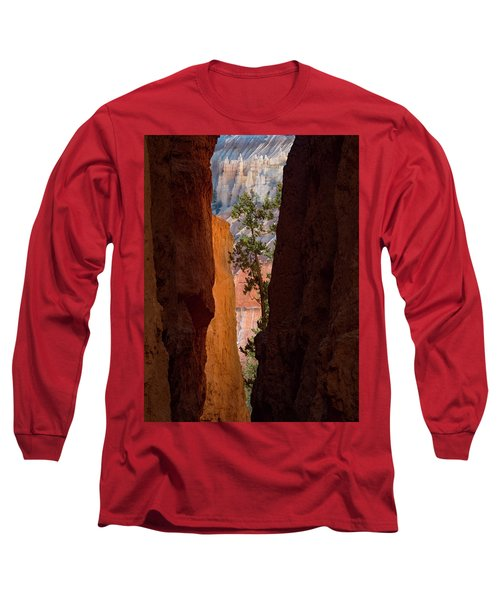 Sliver Of Bryce Long Sleeve T-Shirt