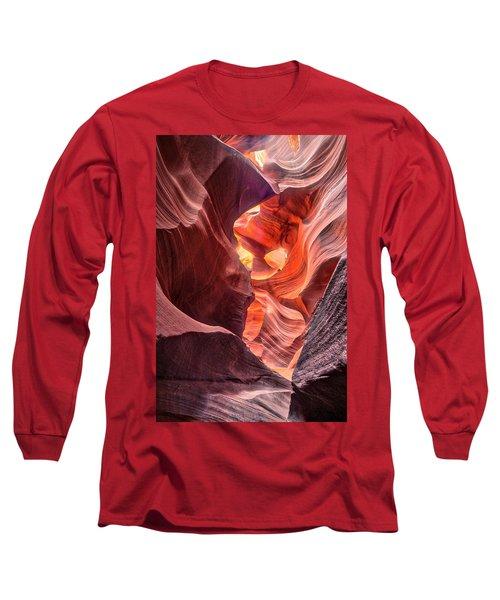 Slot Canyon 2 Long Sleeve T-Shirt