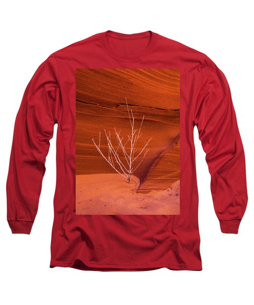 Slot Canyon Sentinel Long Sleeve T-Shirt