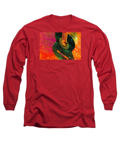 Snowing Long Sleeve T-Shirt