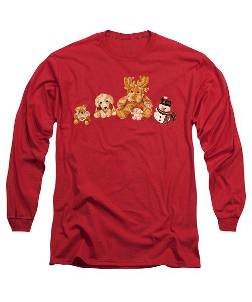 Snowy Patrol Long Sleeve T-Shirt