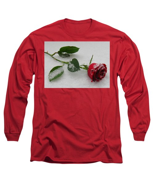 Richard's  Rose Long Sleeve T-Shirt