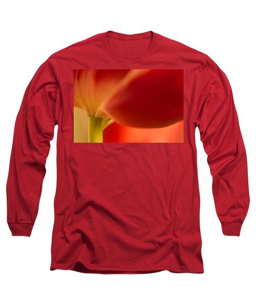 Soft Tulip Long Sleeve T-Shirt