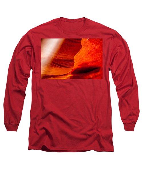 Solitary Beam Long Sleeve T-Shirt